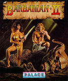 Barbarian II: The Dungeon of Drax (Commodore 64)